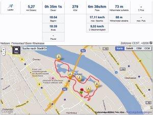 Firmenlauf Bonn 2011