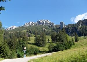 Chiemgau - Kampenwand
