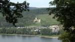 Schloss Arenfels oberhalb von Bad Hönningen