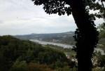 Blick von Bad Breisig auf das Siebengebirge