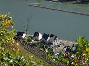 Die Klosterschenke in St.Goarshausen Ehrenthal