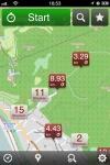 GPSies Strecken im Gebiet suchen