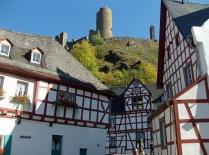 Blick auf die Löwenburg