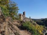 die Burgen tauchen wieder auf