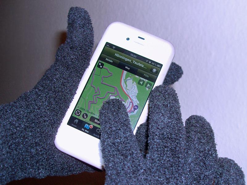 smartphone handschuhe. Black Bedroom Furniture Sets. Home Design Ideas