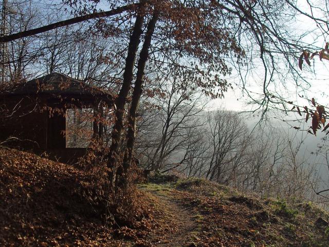 Wanderhütte