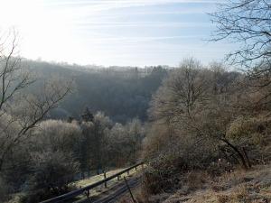 frostiger Westerwald