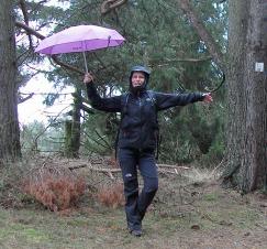 Regen... mach das Beste draus ;-)