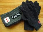 Handschuhe und Stirnband
