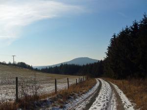 Blick zurück auf den Aremberg