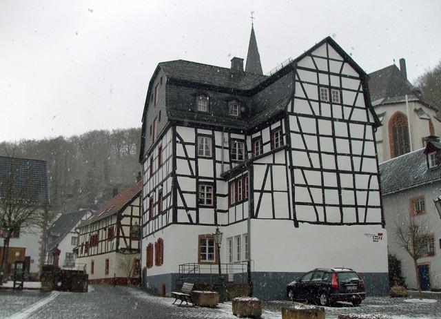 Fachwerk in Blankenheim