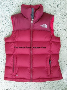 The North Face Nuptse Weste