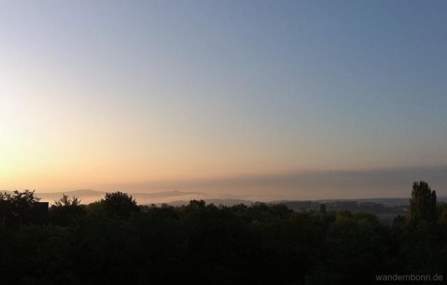 Sonnenaufgang - 20.08.2011 - 6:57 Uhr