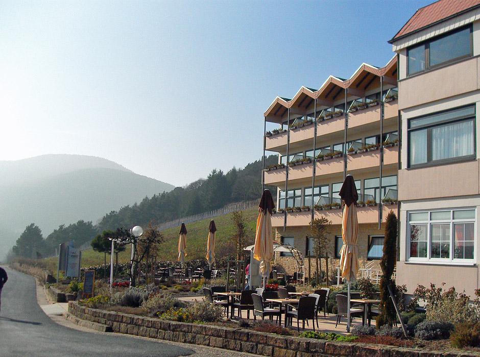 Hotel St Martin Pfalz