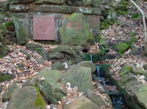die Quelle des Frauenbrunnens