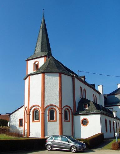 Kirche in Niederehe