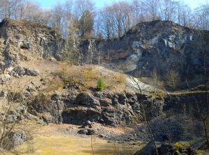 Vulkankrater Arensberg