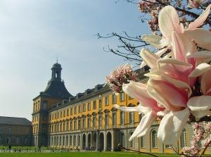 Universität Bonn - Hofgarten