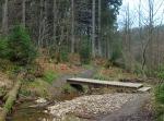 Nur eine von zahlreichen Brücken
