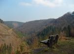 Weite Blicke in das Warche-Tal