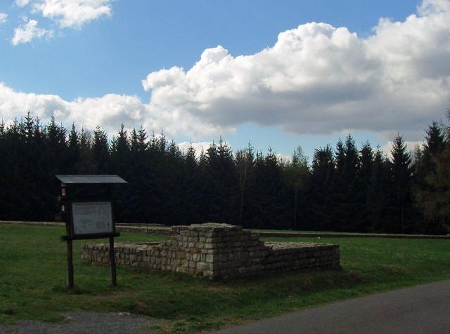 Kleinkastell Hillscheid