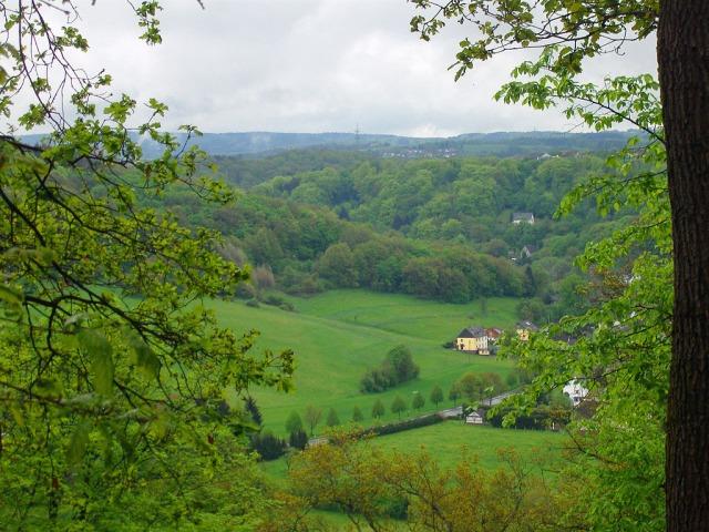 Ausblick vom Natursteig