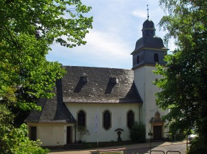 St. Kastor Kapelle