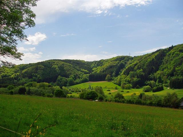 Das Tal bei Dreisel