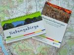 Wanderfibel Siebengebirge und Geowanderungen