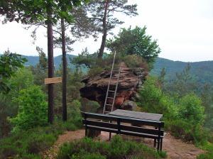 Leiter am Häuselstein