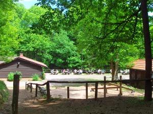 Wasgauhütte des PWV