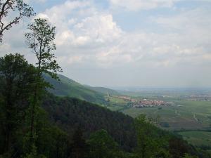 Blick von der St. Anna Kapelle Richtung Norden