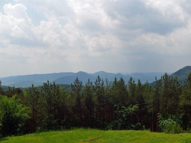 Blick auf das Trifelsland