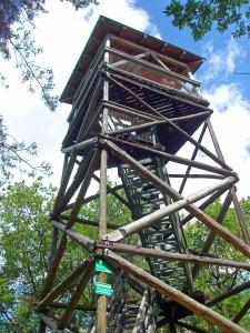 Aussichtsturm Steinthalskopf