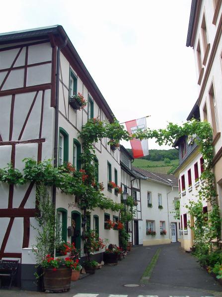 Altstadtgasse in Ahrweiler