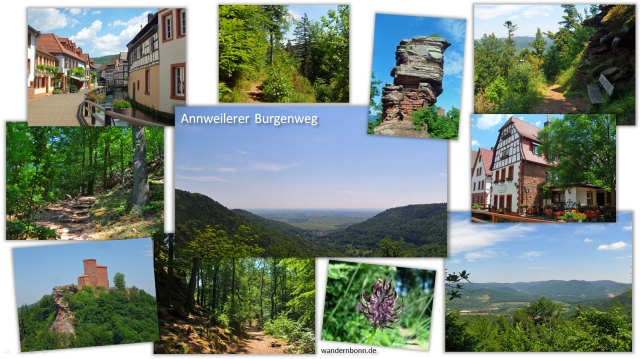 Annweilerer Burgenweg