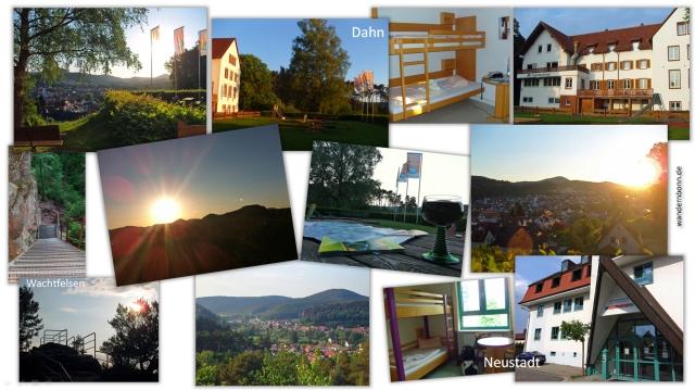 Jugendherberge Dahn und Neustadt