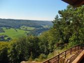 Blick ins Tal der Sauer
