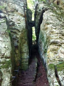 Teufelsschlucht & Irreler Wasserfälle im Naturpark Südeifel