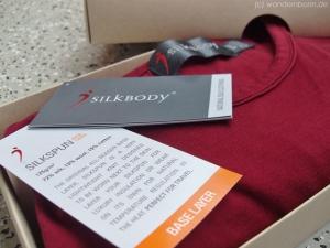 Silkbody - Hochwertige Funktionswäsche aus Seide