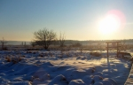 Sonnenaufgang im Hohen Venn