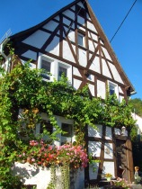 Urige Häuser in Obernhof