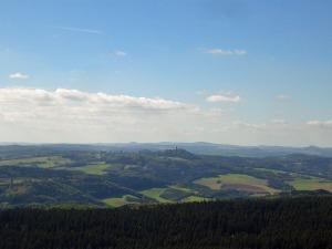 Blick auf die Nürburg