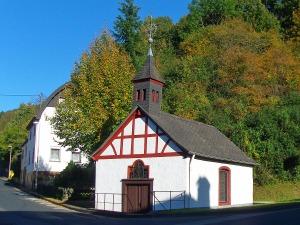 Kapelle Mittelbachstraße