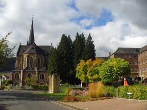 Klosterkirche in Hausen