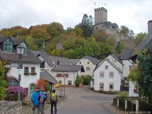 Kerpen und die Burg