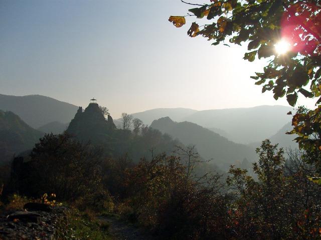 Horn - Burg Are und das Teufelsloch