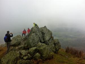 Pferdskopf im Nebel