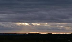 Ausblick Morgens