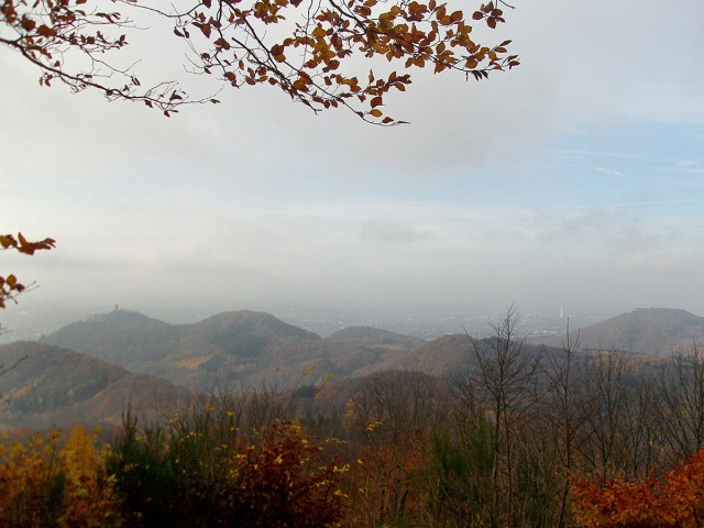 Siebengebirge Teil 1
